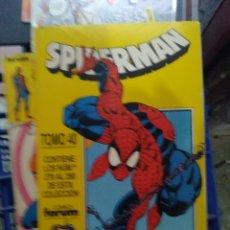 Cómics: SPIDERMAN TOMO 40 INCLUYE NÚMS 276 AL 280. Lote 288916558