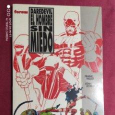 Comics: DAREDEVIL EL HOMBRE SIN MIEDO. FRANK MILLER. JOHN ROMITA JR. MARVEL FORUM.. Lote 288944253