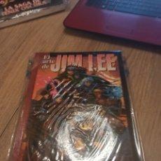 Cómics: EL ARTE DE JIM LEE PLANETA. Lote 289004403