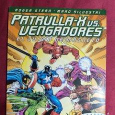 Comics: PATRULLA X VS. VENGADORES. EL JUICIO DE MAGNETO. FORUM.. Lote 289005838