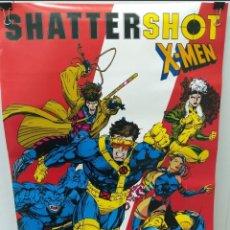 Cómics: POSTER MARVEL X-MEN PATRULLA-X LOBEZNO SHATTERSHOT JIM LEE COMICS FORUM 64CM. Lote 289201463