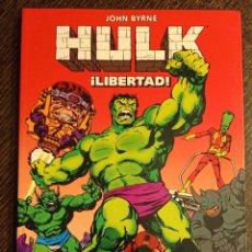 Cómics: HULK ¡LIBERTAD!, DE JOHN BYRNE. Lote 289207048