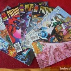 Cómics: LA PATRULLA X VOL. 2 NºS 1, 19, 20, 21, 22, 33 Y 41 ¡BUEN ESTADO! MARVEL FORUM. Lote 289207353
