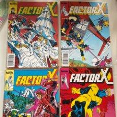 Cómics: FACTOR X. Lote 289241793
