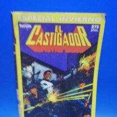 Cómics: EL CASTIGADOR. COMICS FORUM. ESPECIAL INVIERNO. CORPORACION DE ASESINOS. DUFFY Y JORGE ZAFFFINO.1988. Lote 289242948