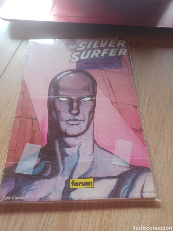 COLECCIÓN PRESTIGIO THE SILVER SURFER FORUM (Tebeos y Comics - Forum - Silver Surfer)