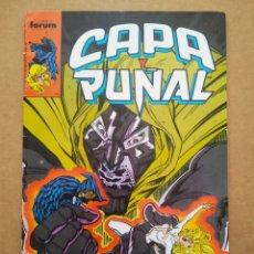 Cómics: CAPA Y PUÑAL N°7 (FORUM, 1989). POR MANTLO, ADAMS Y BLEVINS.. Lote 289293168