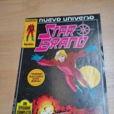 Cómics: STAR BRAND Nº 10 FORUM MARVEL NUEVO UNIVERSO. Lote 289327368