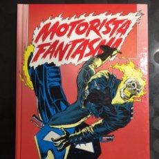 Cómics: MOTORISTA FANTASMA VOL.1 TOMO 4 SIGNO DE MUERTE ( 1991 ). Lote 289330008