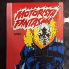 Cómics: MOTORISTA FANTASMA VOL.1 TOMO 2 OBSESIÓN ( 1991 ). Lote 289332518