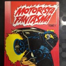 Cómics: MOTORISTA FANTASMA VOL.1 TOMO 1 SANGRE DE VIDA ( 1991 ). Lote 289333508