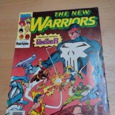 Cómics: COMIC THE NEW WARRIORS Nº 9 INVITADO PUNISHER. Lote 289334073