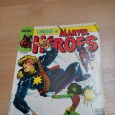 Cómics: COMIC LONGSHOT Nº 18 MARVEL HEROES FORUM. Lote 289334373