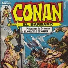 Cómics: CONAN EL BÁRBARO- Nº 2 -EL ORÁCULO DE OPHIR-JOHN BUSCEMA-1983-M. BUENO-DIFÍCIL-LEAN-5584. Lote 289340108