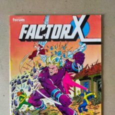 Cómics: FACTOR X - Nº 2 - COMICS FORUM 1988. Lote 289346568