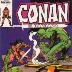Cómics: CONAN EL BÁRBARO-FORUM- Nº 40 -LA MUERTE HELADA-1985-GRAN GIL KANE-CASI BUENO-DIFÍCIL-5587. Lote 289347478