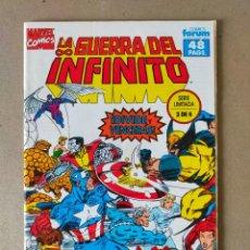 Cómics: LA GUERRA DEL INFINITO - Nº 2 - COMICS FORUM 1993. Lote 289349428