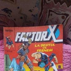 Cómics: FACTOR X NUM. 4. Lote 289409273