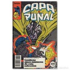 Cómics: CAPA Y PUÑAL 6-10. Lote 289412883