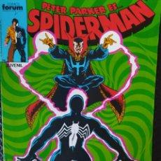 Cómics: FORUM SPIDERMAN VOL 1 Nº166, MUY BUEN ESTADO(VFN), PRIMERA EDICIÓN AÑOS 80-BAGED. Lote 289427538