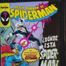 Cómics: FORUM SPIDERMAN VOL 1 Nº167, MUY BUEN ESTADO(VFN), PRIMERA EDICIÓN AÑOS 80-BAGED. Lote 289427698