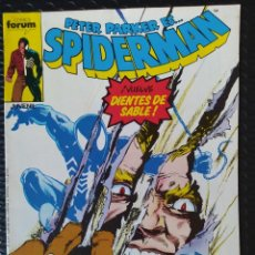 Cómics: FORUM SPIDERMAN VOL 1 Nº168, MUY BUEN ESTADO(VFN), PRIMERA EDICIÓN AÑOS 80-BAGED. Lote 289427778