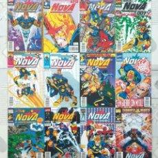 Cómics: NOVA. SERIE LIMITADA COMPLETA DE 12 COMICS. FORUM 1994. Lote 289487653