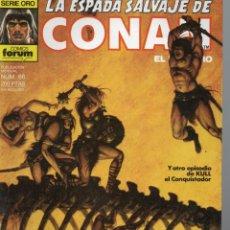 Cómics: LA ESPADA SALVAJE DE CONAN - Nº 66. Lote 289509713