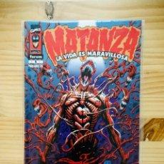 Cómics: MATANZA: LA VIDA ES MARAVILLOSA (FÓRUM 1997). Lote 289511473