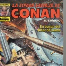 Cómics: LA ESPADA SALVAJE DE CONAN - Nº 51. Lote 289513163