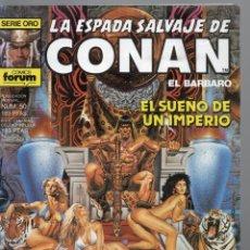 Cómics: LA ESPADA SALVAJE DE CONAN - Nº 50. Lote 289513518