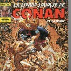 Cómics: LA ESPADA SALVAJE DE CONAN - Nº 49. Lote 289513748