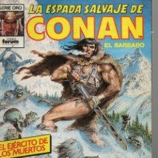 Cómics: LA ESPADA SALVAJE DE CONAN - Nº 48. Lote 289514258