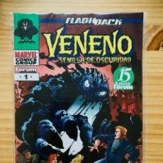 Cómics: VENENO: SEMILLA DE OSCURIDAD (FÓRUM 1998). Lote 289514553