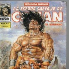 Cómics: LA ESPADA SALVAJE DE CONAN - Nº 43. Lote 289514578