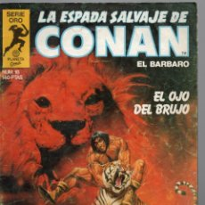 Cómics: LA ESPADA SALVAJE DE CONAN - Nº 18. Lote 289516633