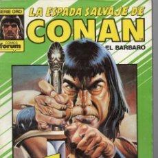 Cómics: LA ESPADA SALVAJE DE CONAN - ESPECIAL PRIMAVERA. Lote 289517823