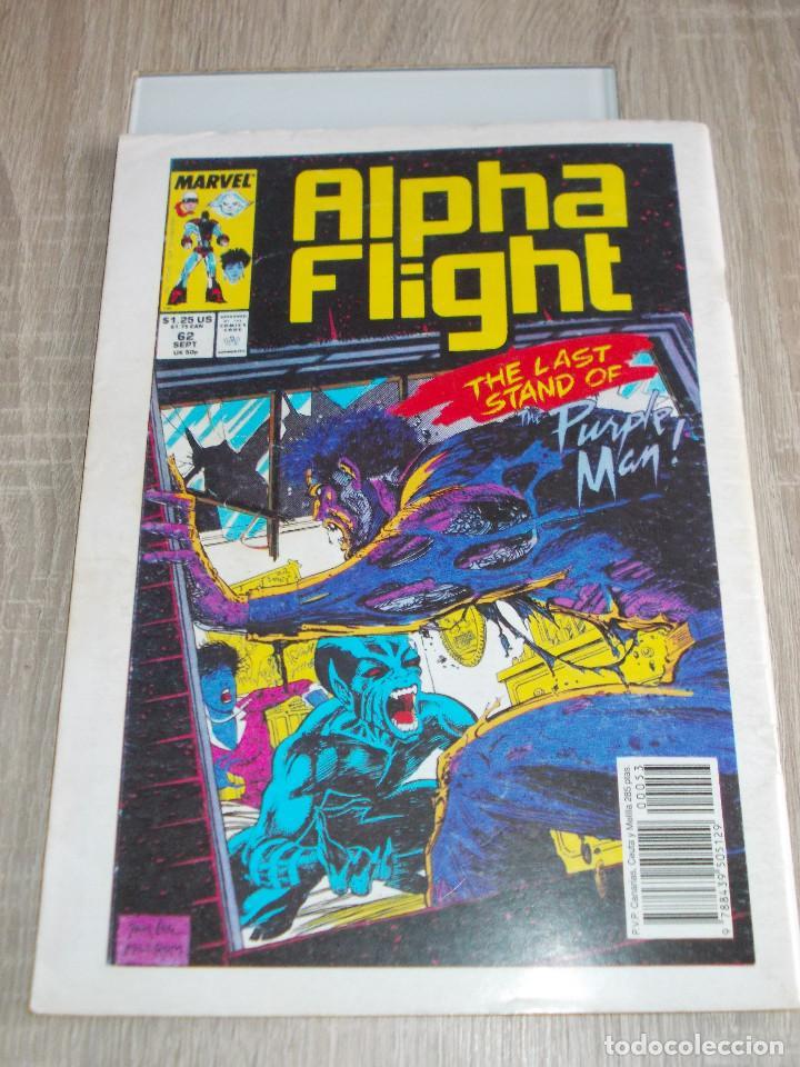 Cómics: Alpha Flight & La Masa Vol-1 nº 53. 64 Pagínas. Forum - Foto 2 - 289565423