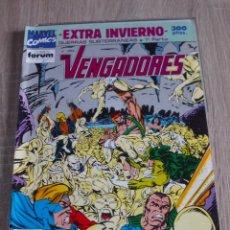 Cómics: EXTRA INVIERNO. LOS VENGADORES. LAS GUERRAS SUBTERRANEAS. 1ª PARTE. (XI/92). FORUM. Lote 289569938
