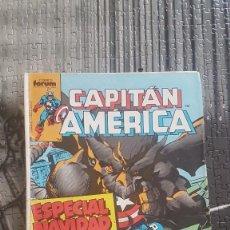 Cómics: CAPITAN AMERICA NUM. 11 , ESPECIAL NAVIDAD. Lote 289427683
