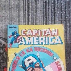 Cómics: CAPITAN AMERICA NUM. 12. Lote 289428218