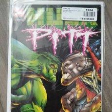 Fumetti: HULK VS PITT. PETER DAVID Y DALE KEOWN. Lote 289591943