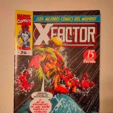 Cómics: X-FACTOR VOL.II #26 (MACKIE, MATSUDA, THIBERT). Lote 289593583