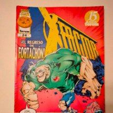 Cómics: X-FACTOR VOL.II #24 - EL REGRESO DE FORTACHÓN (MACKIE, MATSUDA). Lote 289594503
