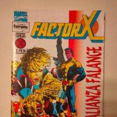 Cómics: FACTOR X - VOL.I #89 - LA ALIANZA FALANGE - SIGNOS VITALES. Lote 289595358