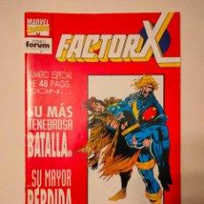 Cómics: FACTOR X VOL.I #83 (DEMATTEIS, DUURSEMA) - ESPECIAL 48 PÁGINAS. Lote 289595858