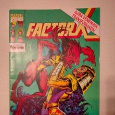 Cómics: FACTOR X VOL.I #82 (DEMATTEIS, DUURSEMA). Lote 289596388