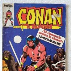 Cómics: CONAN EL BÁRBARO VOL1 #30 FÒRUM 1ª EDICIÓN «MUY RARO». Lote 289600933
