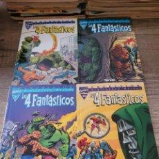 Cómics: LOTE 4 COMICS LOS 4 FANTASTICOS BIBLIOTECA MARVEL FORUM.. Lote 289602808