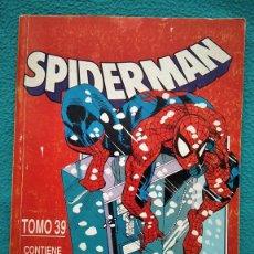 Cómics: RETAPADO SPIDERMAN 39 NUMEROS 271 AL 275. Lote 289681068